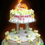 Gợi ý mẫu bánh sinh nhật dễ thương cho 12 con giáp – Tuổi Thìn