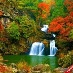 Thiên nhiên mang đến những hình ảnh chuyển thu tuyệt đẹp