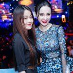 Hình ảnh Angela Phương Trinh đẹp quyến rũ trong những chiếc đầm dạ hội