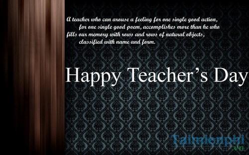Những lời chúc thầy cô bằng tiếng Anh hay nhất kèm lời dịch tiếng Việt
